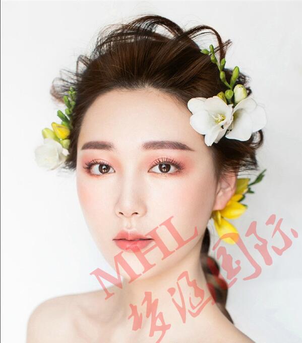 9 365郑州化妆学校哪家好,精致化妆的步骤图片